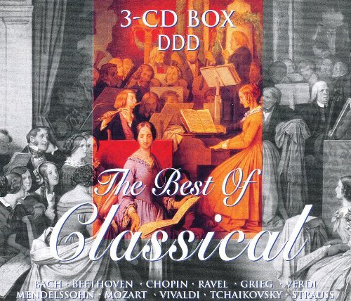 Best Of Classical Best Of Classical Vivaldi Handel Chopin Brahms