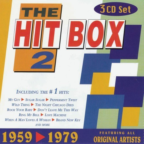 Hit Box Vol. 2 1959 79 3 CD