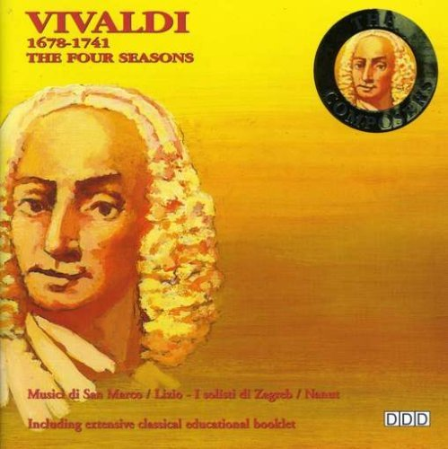 Antonio Vivaldi Four Seasons