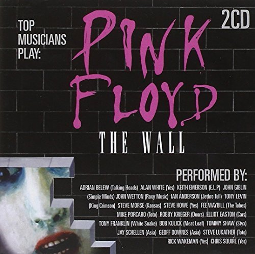 Pink Floyd The Wall As Performed By Top Artists 2 CD