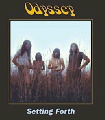 Odyssey Setting Forth Deluxe Ed. 2 CD