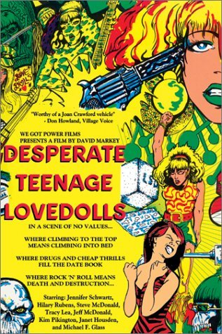 Desperate Teenage Lovedolls Rubens Schwartz Housden Nr