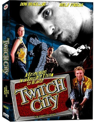 Twitch City Complete Series DVD
