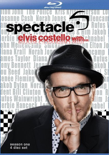 Elvis Costello's Spectacle Elvis Costello's Spectacle Se Blu Ray Ws Nr