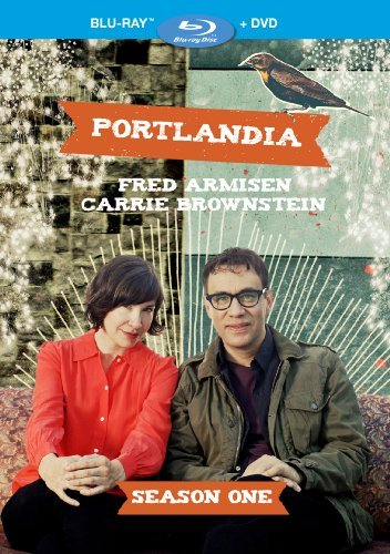 Portlandia Season 1 Blu Ray DVD