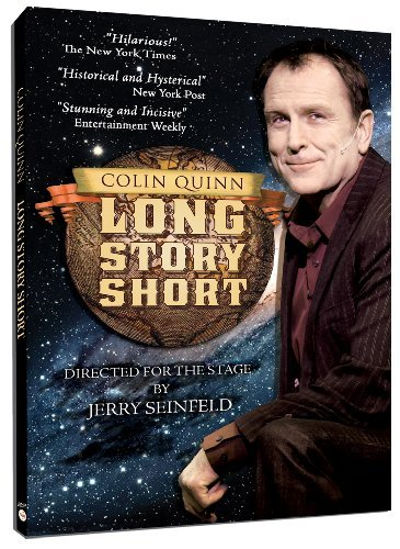 Colin Quinn Long Story Short Nr