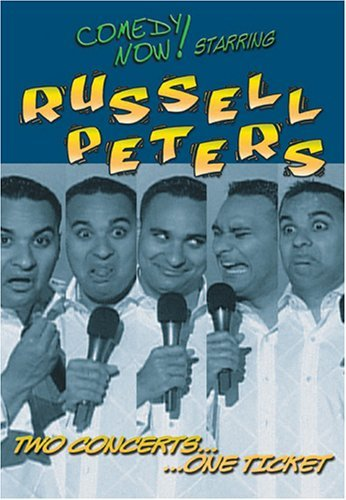 Russell Peters Two Concerts One Ticket Nr