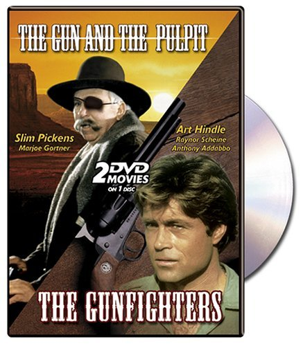 Gun & The Pulpit Gunfighters Pickens Hindle Clr Nr 2 On 1