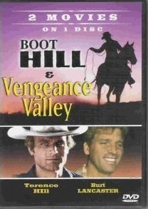 Boot Hill Vengeance Valley Double Feature