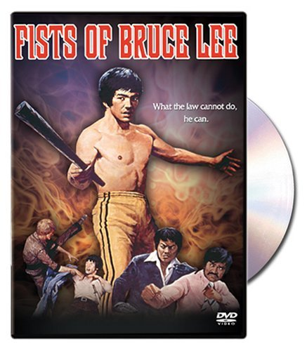 Lo Lieh Bruce Li Ho Chung Tao Fists Of Bruce Lee
