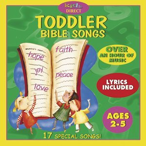 Toddler Bible Songs Toddler Bible Songs Kid's Direct
