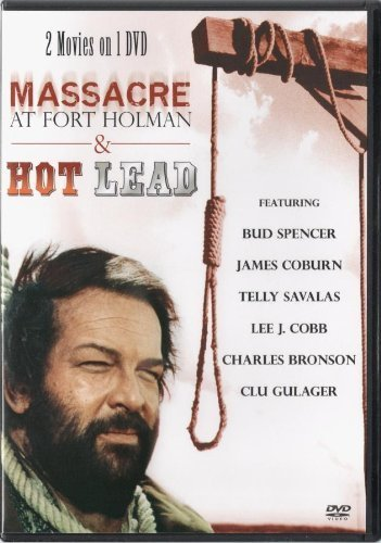 Massacre At Fort Holman & Hot Lead (2 Movies On 1 Dvd)