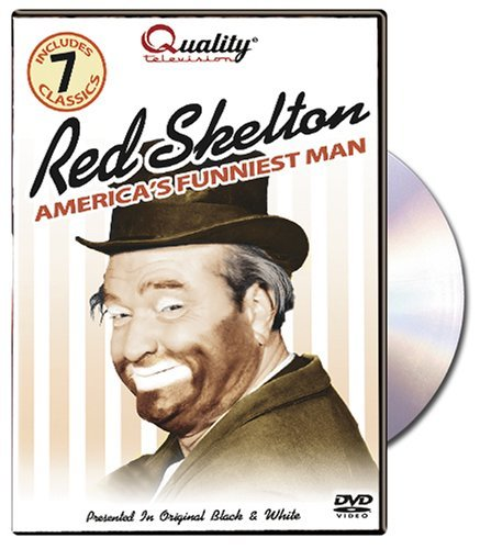 Red Skelton Americas Funniest Man Clr Nr
