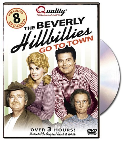 Beverly Hillbillies Go To Town Clr Nr