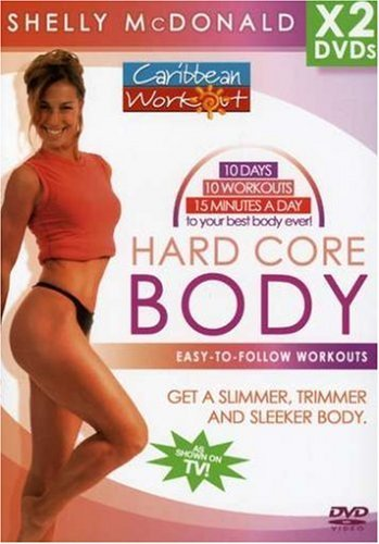 Caribbean Workout Bikini Body Hard Core Nr 2 DVD