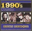 Country Countdown 1990's Country Diamond Rio Anderson Tillis Country Countdown