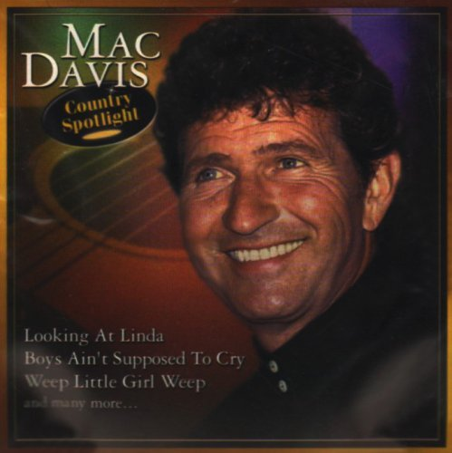 Mac Davis Country Spotlight Country Spotlight