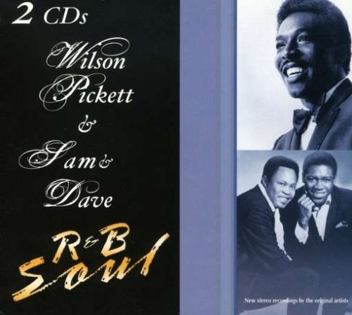 Pickett Sam & Dave Wilson Pickett & Sam & Dave 2 CD Set