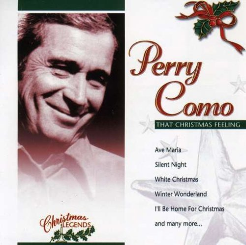 Perry Como That Christmas Feeling Christmas Legends