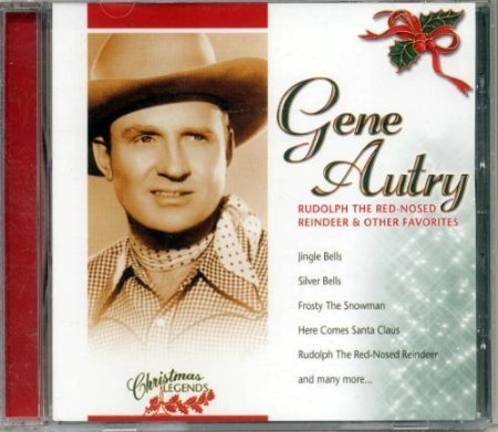 Gene Autry Rudolph The Red Nosed Reindeer Christmas Legends