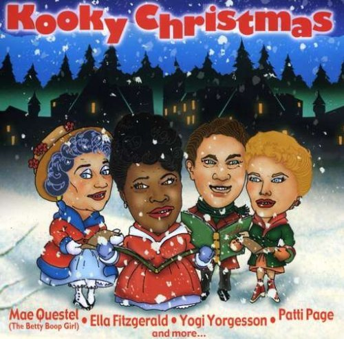 Kooky Christmas Kooky Christmas Page Jones Yorgesson Amos & Andy Questel Fitzgerald