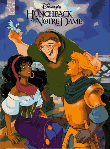 Disney Press Hunchback Of Notre Dame