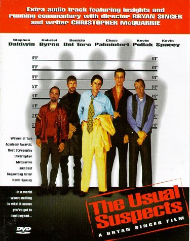 Usual Suspects Spacey Byrne Palminteri Pollak