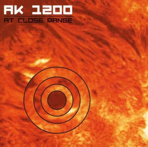 Ak1200 At Close Range Mix CD