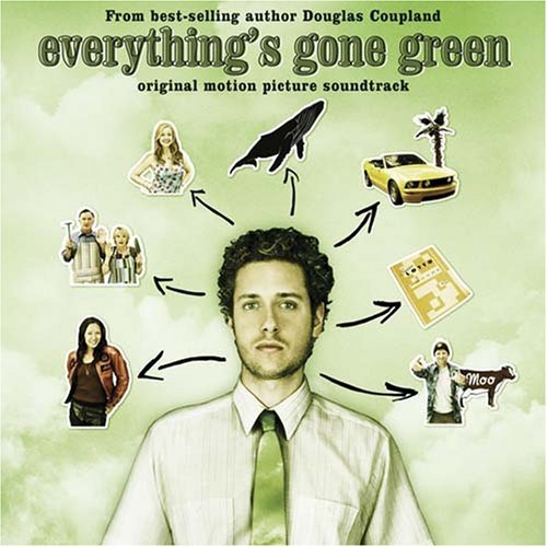 Various Artists Everything's Gone Green