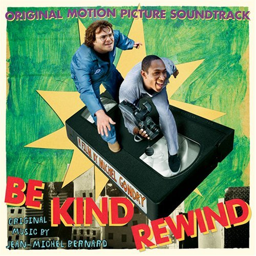 Various Artists Be Kind Rewind