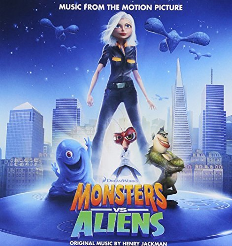 Various Artists Monsters Vs. Aliens