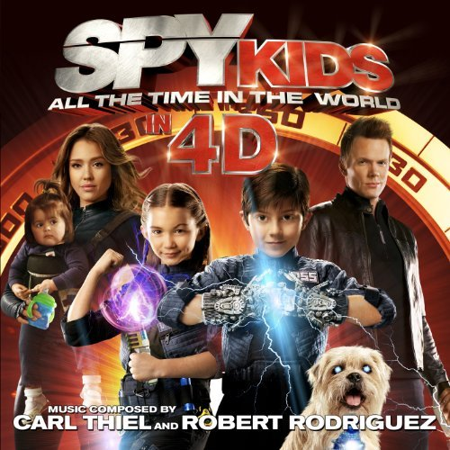 Various Artists Spy Kids All The Time In The