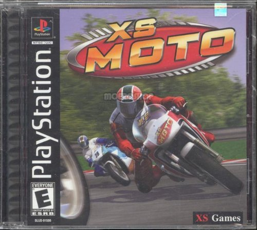 Psx Xs Moto Racing Rated E Grade B+