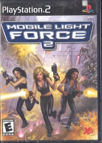 Ps2 Mobile Light Force 2