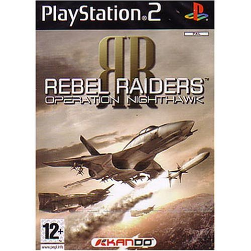 Ps2 Rebel Raiders