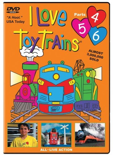 Vol. 4 6 I Love Toy Trains I Love Toy Trains Nr