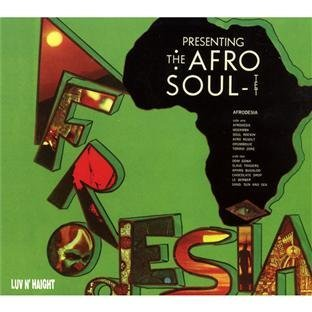 Afro Soultet Afrodesia