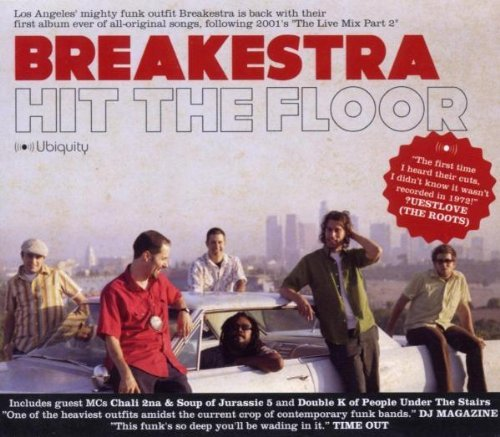 Breakestra Hit The Floor