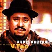 Papo Vazquez Vol. 2 At The Point