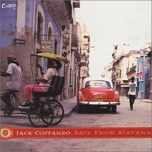 Jack Costanzo Back From Havana