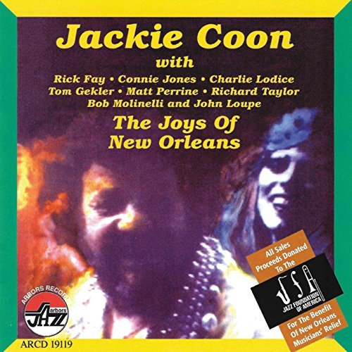 Jackie Coon Joys Of New Orleans