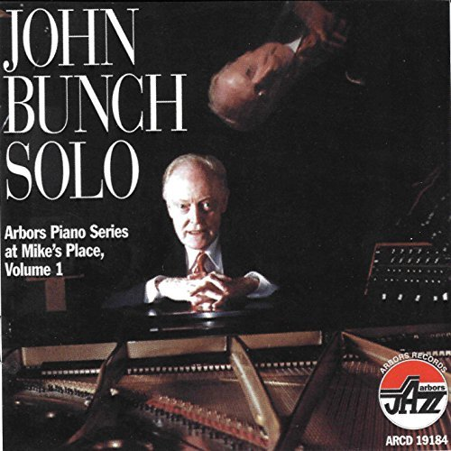 Bunch John Vol. 1 Arbors Piano Series At