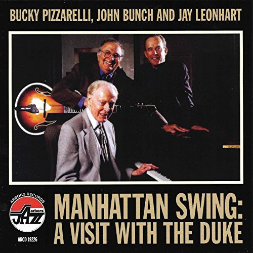 Pizzarelli Bunch Leonhart Manhattan Swing Visit With The