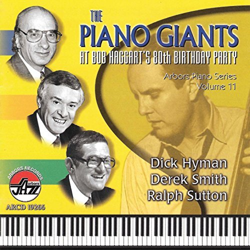Haggart Hyman Smith Sutton Vol. 11 Piano Giants Piano Giants