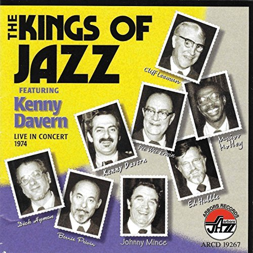 Kenny Davern Kings Of Jazz With Davern Live