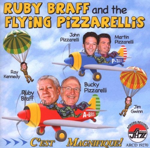 Ruby & The Flying Pizzar Braff C'est Magnifique