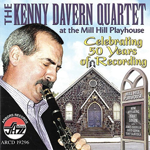 The Kenny Davern Trio At The Mill Hill Playhouse