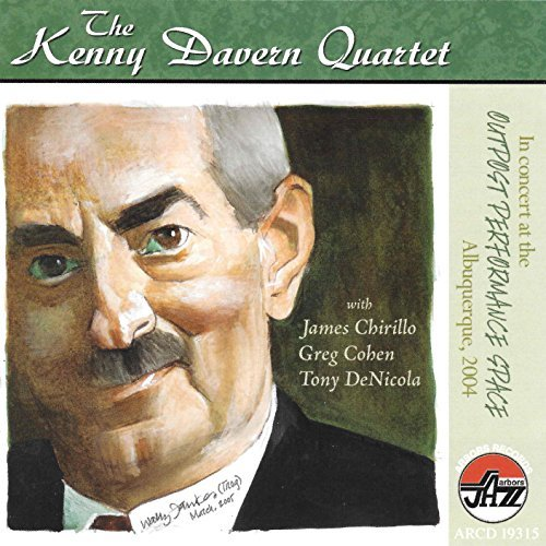 Davern Kenny Quartet In Concert At The Outpost Perf