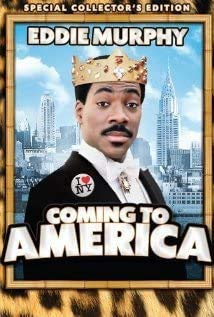 Coming To America (paramount Checkpoint)