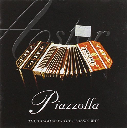 Astor Piazzolla Tango Way Classic Way Remastered 2 CD Set